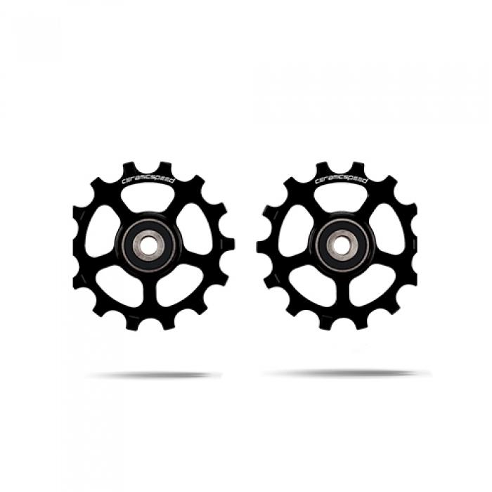 윅스인터내셔널 세라믹스피드 풀리휠 시마노 XT/XTR, 12s, 14-tooth