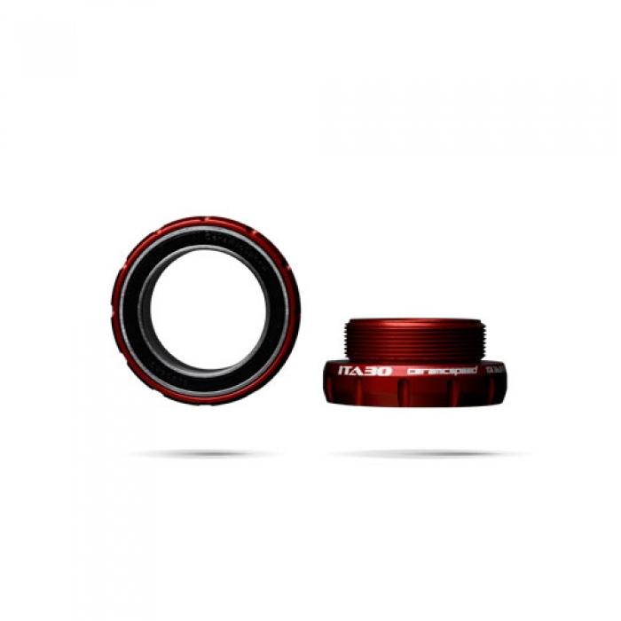 윅스인터내셔널 세라믹스피드 BB(비비) ITA30 레드