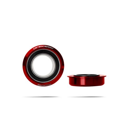 윅스인터내셔널 세라믹스피드 비비 BB86 스램 GXP 레드