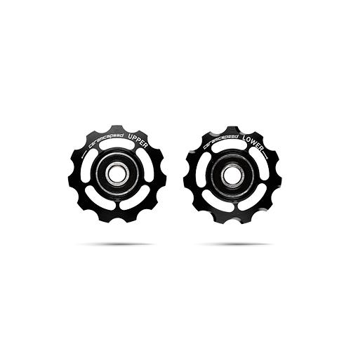 윅스인터내셔널 세라믹스피드 풀리휠 시마노 9-10S 레드