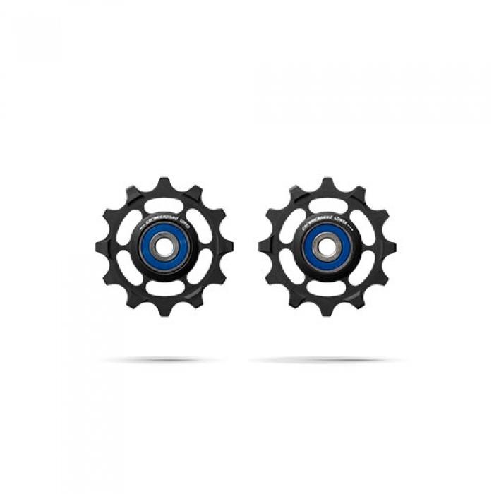 윅스인터내셔널 세라믹스피드 풀리휠 스램 1-11S MTB 블랙