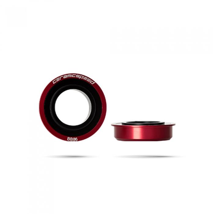 윅스인터내셔널 세라믹스피드 비비 BB86 시마노 MTB 레드 (코팅)