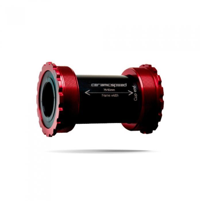 윅스인터내셔널 세라믹스피드 BB(비비) T47/86mm 스램 DUB 로드 레드