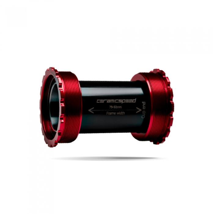 윅스인터내셔널 세라믹스피드 BB(비비) T4730 레드