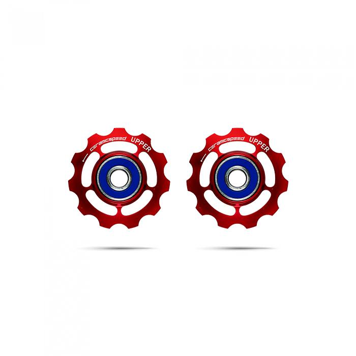 윅스인터내셔널 세라믹스피드 풀리휠 스램 11S 레드