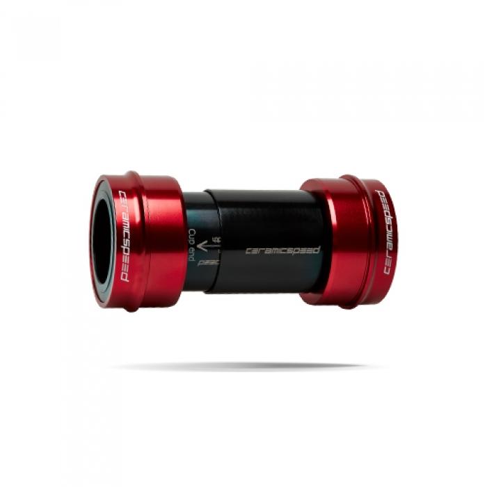 윅스인터내셔널 세라믹스피드 코팅 베어링 PF30-29 스램 DUB MTB 레드