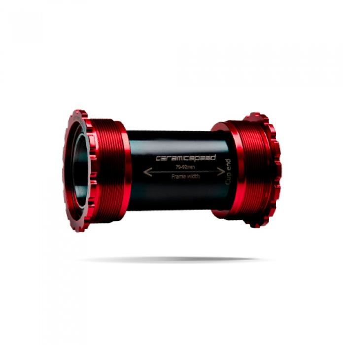 윅스인터내셔널 세라믹스피드 BB(비비) T4530 레드