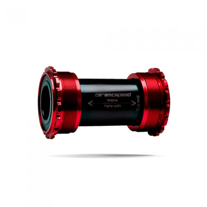 윅스인터내셔널 세라믹스피드 BB(비비) T45 스램 GXP 레드