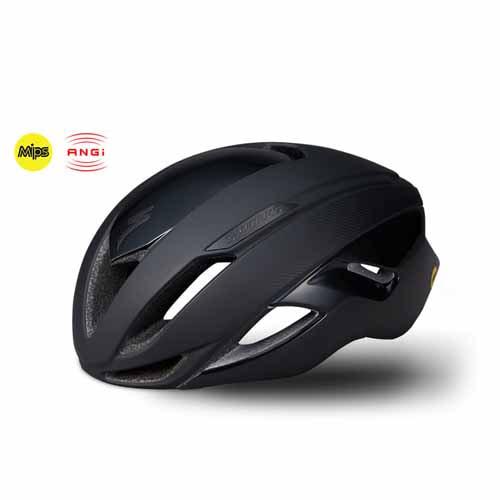 스페셜라이즈드 2019 에스웍스 이베이드 ANGi 헬멧 블랙